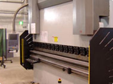 CNC särmäys